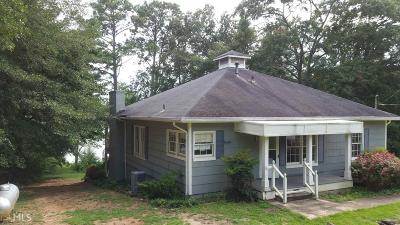 Mansfield Single Family Home New: 595 Alcovy North Dr