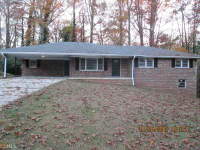 Lilburn Single Family Home New: 403 NW White Oak Dr