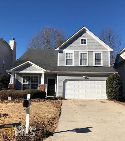 Kennesaw Single Family Home New: 1425 Lady Slipper Ct