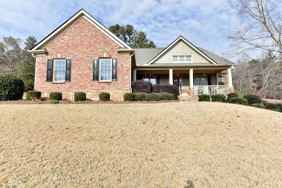 Braselton Single Family Home New: 183 Hunting Hills Dr