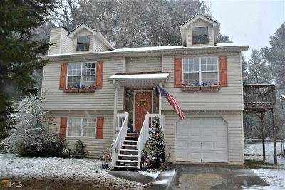Douglasville Single Family Home New: 870 Westgard Ct