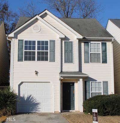 Covington Single Family Home New: 50 Crestfield Cir