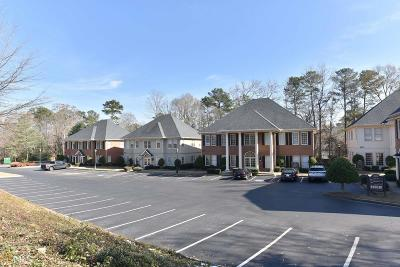 Marietta Commercial For Sale: 2866 Johnson Ferry Rd #150