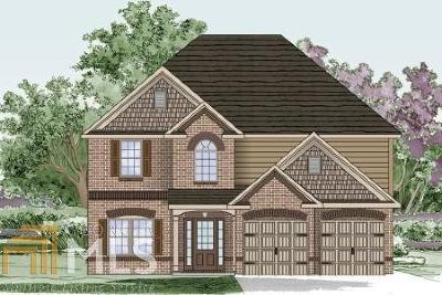 Decatur Single Family Home New: 3502 Hancock Vw #71