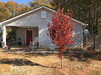 Elbert County, Franklin County, Hart County Single Family Home New: 115 Parker St