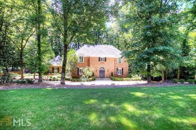 Sandy Springs Single Family Home For Sale: 300 Skyridge Dr