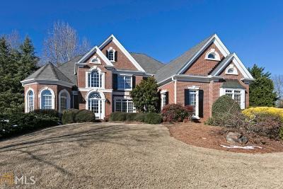 Milton Single Family Home New: 1105 Richmond Glen Cir