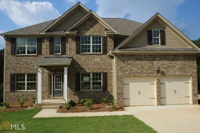 Conyers Single Family Home New: 2232 Ginger Lake Dr #25