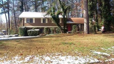 DeKalb County Single Family Home New: 5452 Fieldgreen Dr