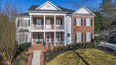 Suwanee Single Family Home For Sale: 4721 Tarry Post Ln