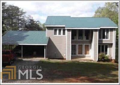 Dawsonville Single Family Home New: 1356 Old Kerns Rd
