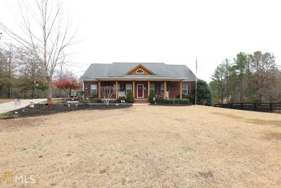 Henry County Single Family Home New: 440 Ellistown Rd