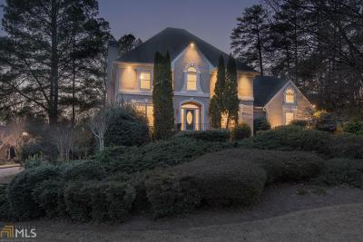 Fulton County Single Family Home New: 7670 Blandford Place