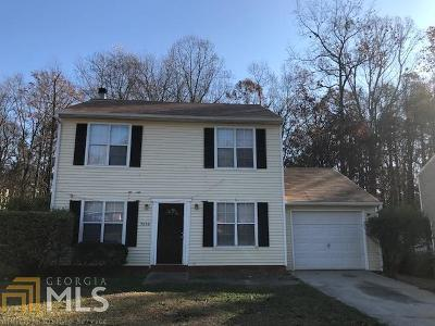 Atlanta Single Family Home New: 5632 Pine Gate Drive