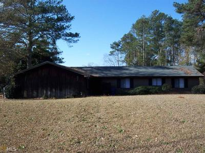 Clayton County Multi Family Home For Sale: 8225 Glenwoods Dr