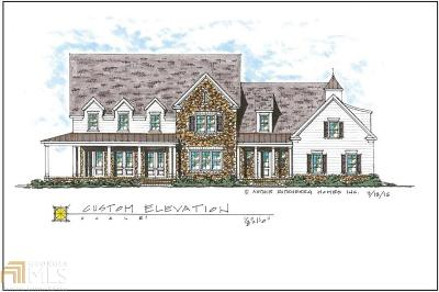 Milton Single Family Home New: 765 Foxhollow Run