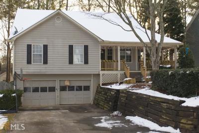 Woodstock Single Family Home New: 308 Rose Creek Way