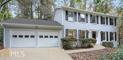 Marietta Single Family Home New: 4707 Big Oak Bnd