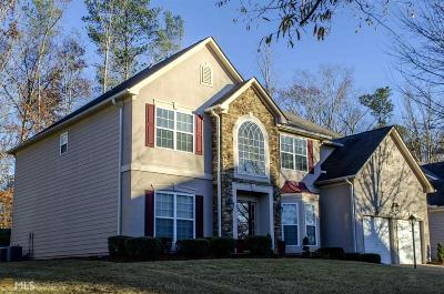 Fairburn Single Family Home New: 7651 Waterlace Dr