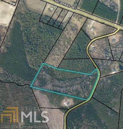 Brooklet Farm For Sale: Hendrix Rd