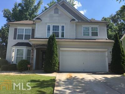 Atlanta Single Family Home New: 6400 Stonelake Dr