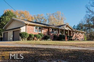 Rockdale County Single Family Home New: 7200 Browns Mill Hwy 212
