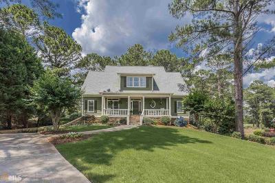 Greensboro, Eatonton Single Family Home For Sale: 137 Iron Horse Dr