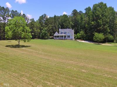Fayette County Single Family Home New: 614 Hwy 85 Conn