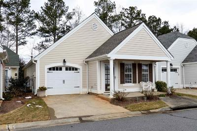 Woodstock Single Family Home Under Contract: 122 Rose Cottage Ln
