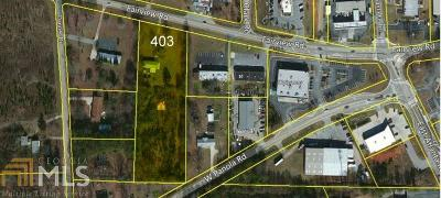Henry County Commercial For Sale: 403 Fairview Rd