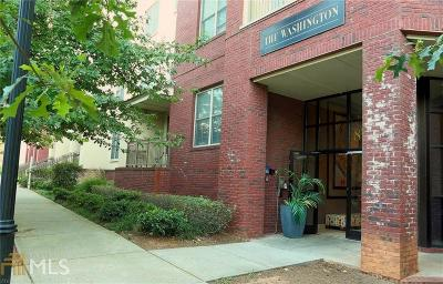 Atlanta Condo/Townhouse New: 870 NW Mayson Turner #1139