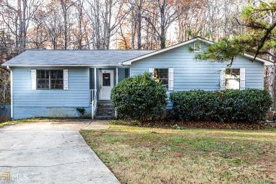 Clayton County Single Family Home New: 2718 Caribou