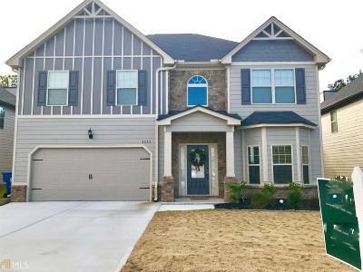 Loganville Single Family Home New: 1113 Deadwood Trl