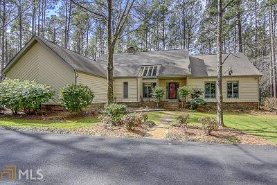 Fayetteville Single Family Home For Sale: 542 Ginger Cake Rd