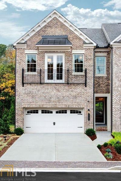 Atlanta Condo/Townhouse New: 1787 Stephanie Trl #37