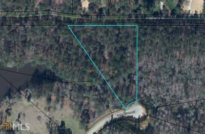 Griffin Residential Lots & Land For Sale: 1027 Farmington Rd
