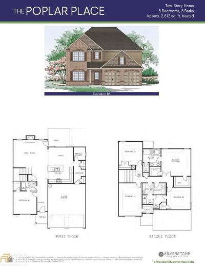 Dallas Single Family Home New: 54 Lookout Dr #105