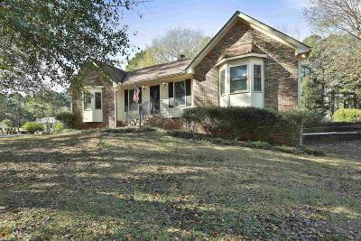 Fayette County Single Family Home New: 105 Valley Green