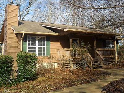Demorest Single Family Home For Sale: 380 Cross Creek Trl