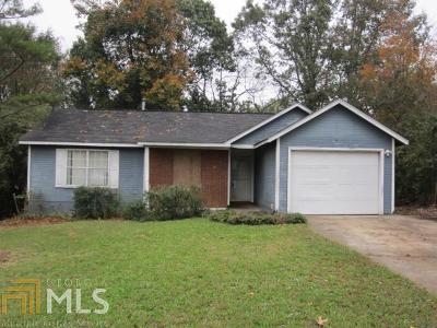 Clayton County Single Family Home New: 10380 Briarbay
