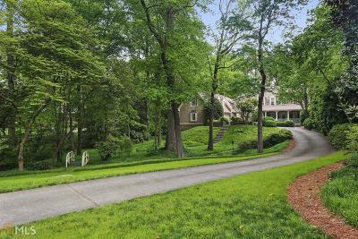 Single Family Home For Sale: 1030 Farmington Ln