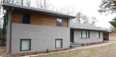 Atlanta Single Family Home New: 2615 Melinda Dr