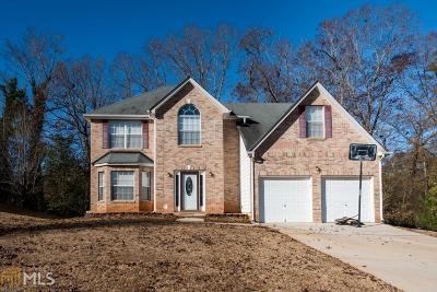 Decatur Single Family Home New: 4789 Galleon Xing