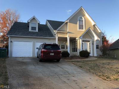 Duluth Single Family Home New: 4169 Logans Run Court #6