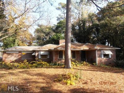 Atlanta Single Family Home New: 1704 Fairbanks
