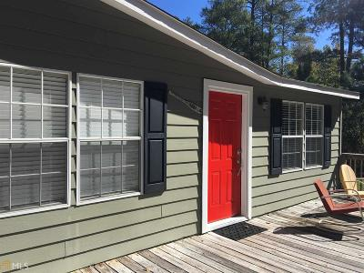 Buckhead, Eatonton, Milledgeville Single Family Home For Sale: 157 SE Pinewood #LOT 45