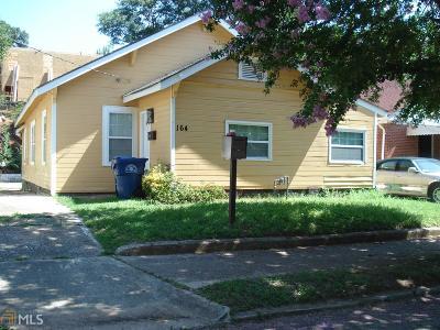 Atlanta Single Family Home New: 164 Ormond St