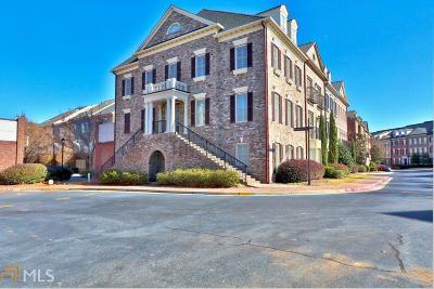 Cobb County Condo/Townhouse For Sale: 2101 Monhegan Way