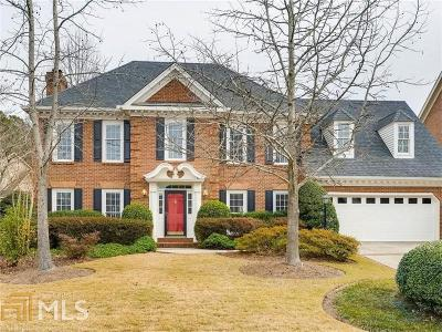 Atlanta Single Family Home New: 5472 Coburn Ct