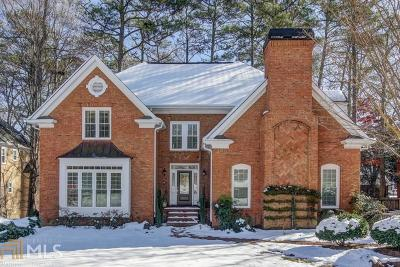 Marietta Single Family Home New: 70 Gatewood Dr